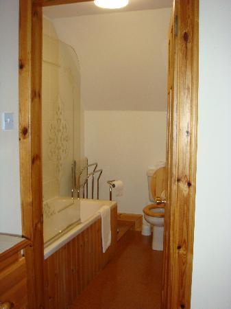 Kinbrylie: salle de bain