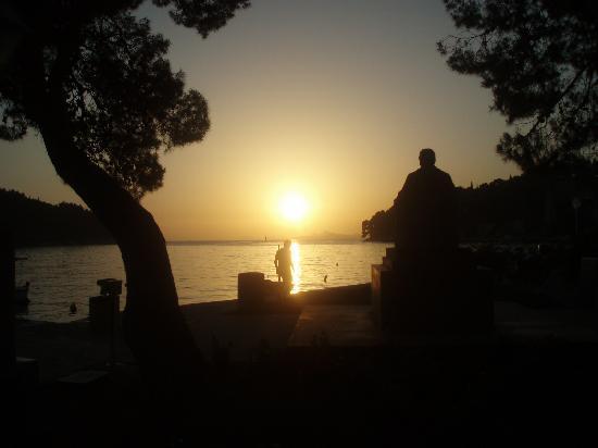 Villa Ivy: Cavtat sunset
