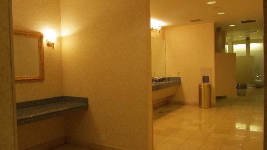 Boston Marriott Quincy: Lobby Bathroom