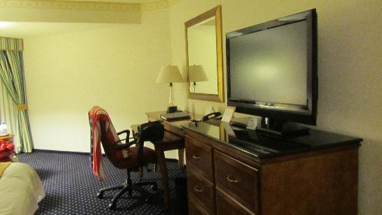 Boston Marriott Quincy: King Room