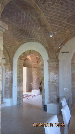 Podre al Salcio: inside of their house