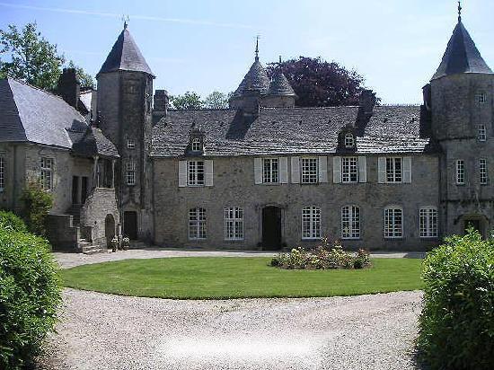 Chateau de Flottemanville: Le chateau