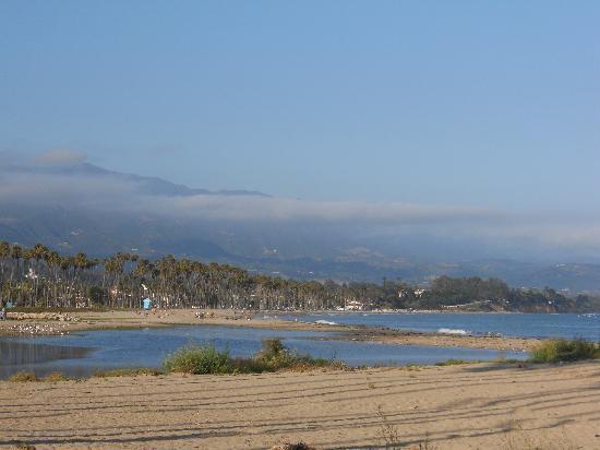 Old Yacht Club Inn Vacation Rentals: East Beach in Santa Barbara
