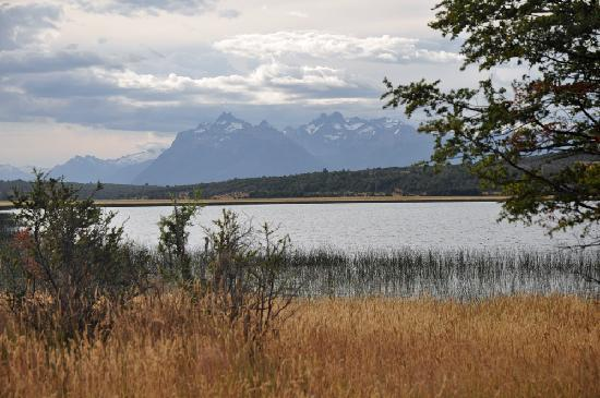 Trevelin, Argentina: View of lake near Campo Cielo Grande