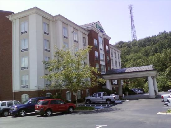 Holiday Inn Express Hotel and Suites Chattanooga-Lookout Mountain: the hotel