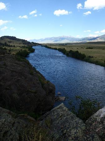 Madison Valley Ranch: Madison River