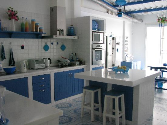 Be My Guest Bed and Breakfast: The 'Greek' Kitchen