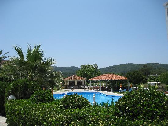 Vassilatika, Griechenland: Hotel Regina Corfu