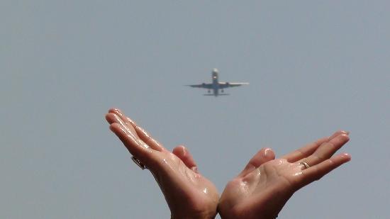 Electra Palace Rhodes : Prendre un avion dans ses mains...