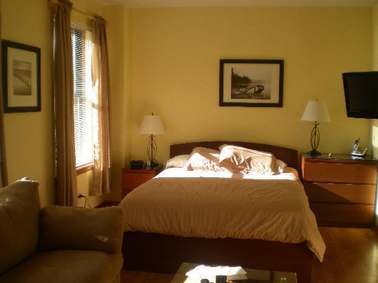Dewitt Hotel & Suites: primera hora de la mañana....