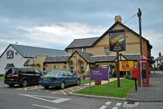 Premier Inn Southport (Ormskirk) Hotel: First view