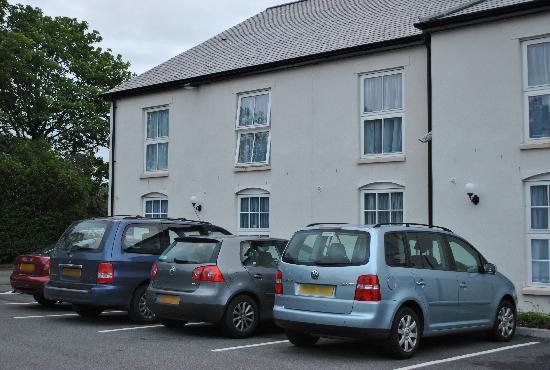 Premier Inn Southport (Ormskirk) Hotel: Rear view