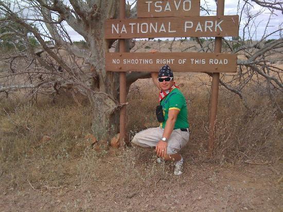 Watamu, Kenia: VISITA AL PARCO