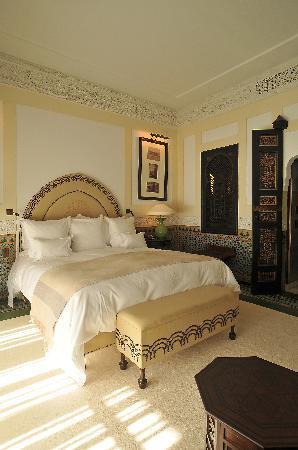 La Mamounia Marrakech: Zimmer