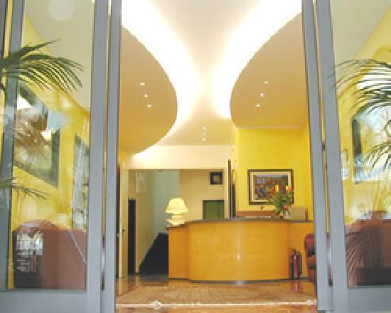 Hotel Gambrinus : Eingangshalle