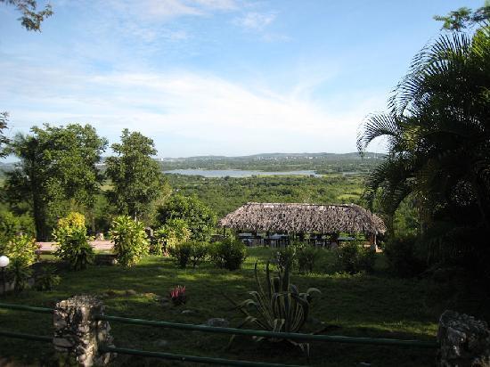 Villa Islazur Mirador de Mayabe: Vue du restaurant