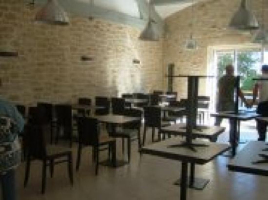 Pizzeria de la Garde: salle