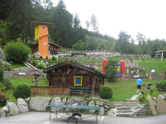 Familienhotel Seetal: Children's playground