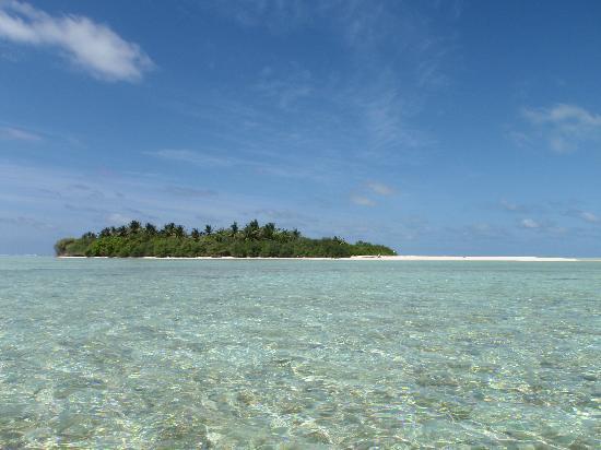 Cinnamon Hakuraa Huraa Maldives: ile vierge accessible à pieds