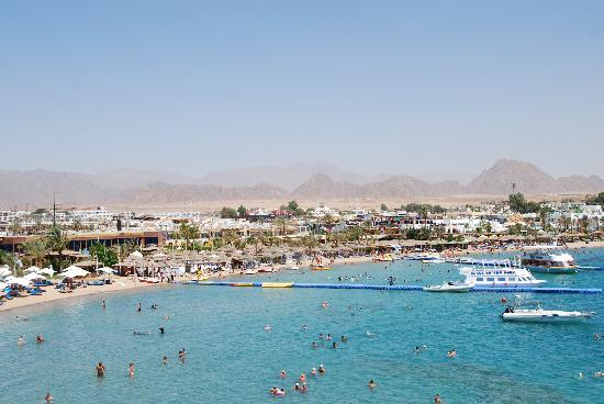 Lido Sharm Hotel : View from our balcony