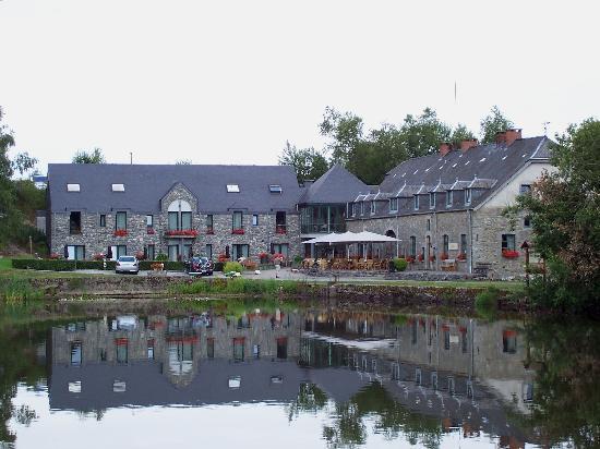 Gedinne, België: Het hotel