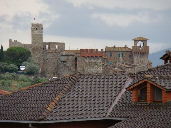 Passignano Sul Trasimeno, Italie : view from room