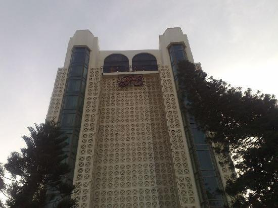 Pearl Continental Hotel Karachi : von aussen