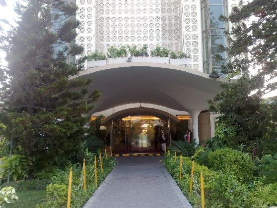Pearl Continental Hotel Karachi : Eingang