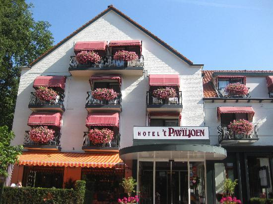 Rhenen, The Netherlands: Hotel 't Paviljoen