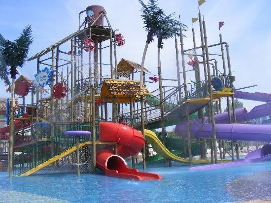 Hotel Riu Helios: Action Aquapark