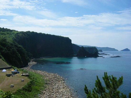 Ama-cho, Japon : 全景