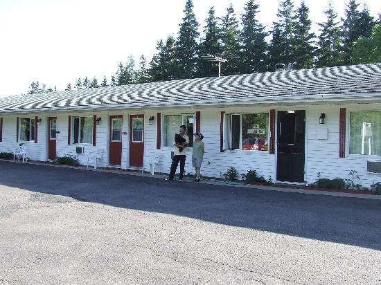 Murray Harbour, Canadá: Harbour Motel, Murray Harbor, PEI