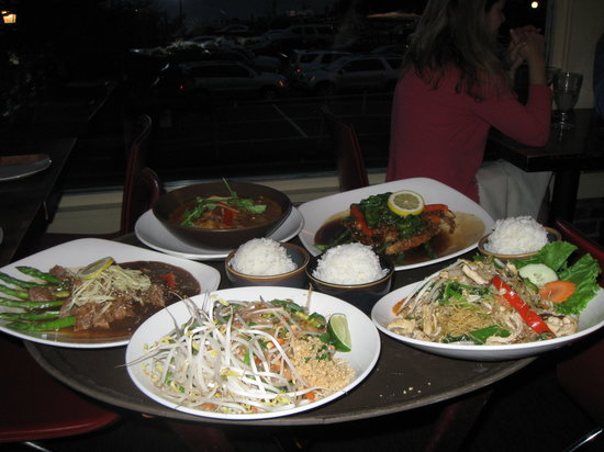 Mai Thai Alexandria Old Town Menu Prices Restaurant