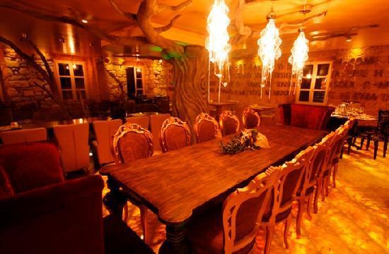 Hotel Astoria: Restaurant