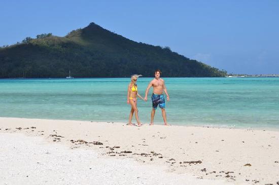 Conrad Bora Bora Nui: On Hilton's private island