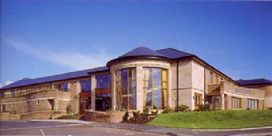 Seagoe Hotel: Hotel Entrance