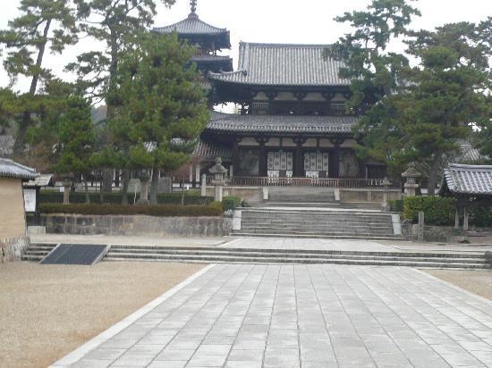 Ikaruga-cho, Japan: 法隆寺
