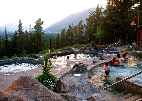 Hotels With Hot Tubs In Room Banff