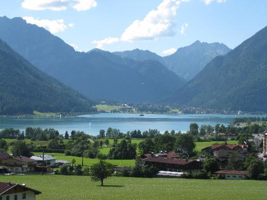 Hotel St. Georg zum See: vue de notre chambre