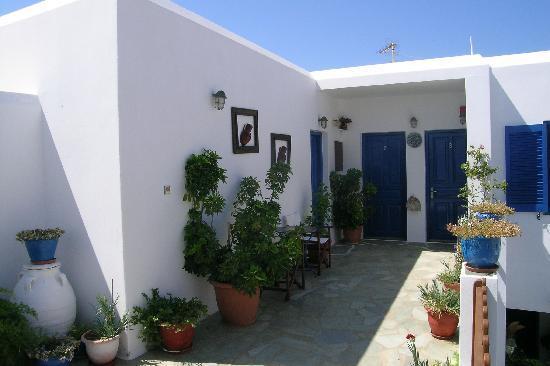Kithnos, Grecia: Filoxenia Studios 1st floor