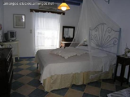 Emprostiada Traditional Guest House: room