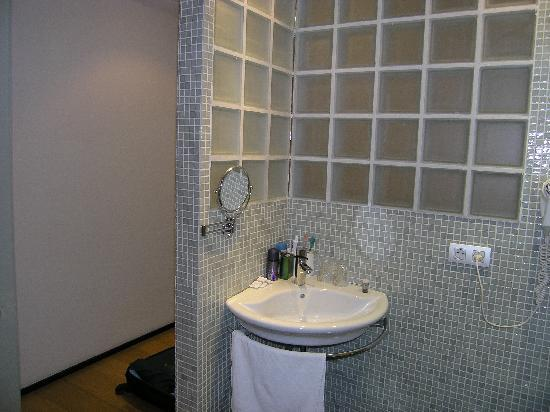 La Plaza: baño sin ventilación