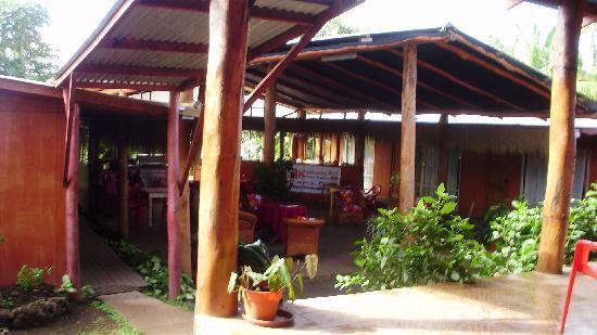Kaimana Inn Hotel & Restaurant: Hotel