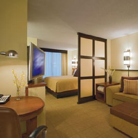 Hyatt Place Austin/Arboretum: Guest Room Suite