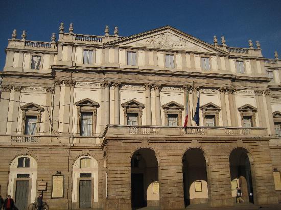ميلان, إيطاليا: Die Skala