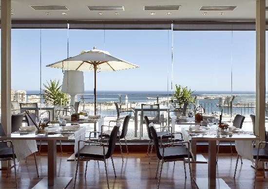 Restaurante ático Ac Málaga Palacio Picture Of Ac Hotel