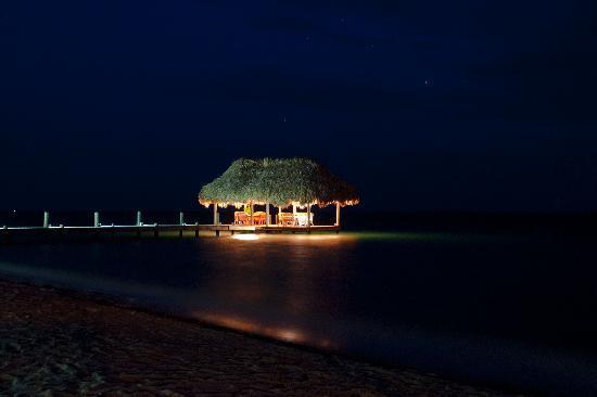 Chabil Mar, first night