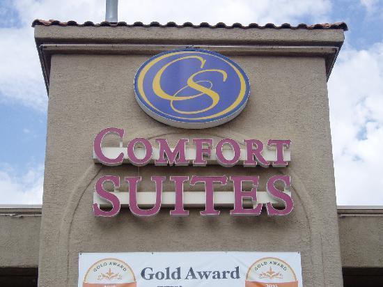 Clarion Suites: Comfort Suites