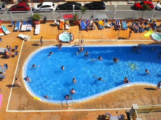 piscina picture of hotel bon repos calella tripadvisor