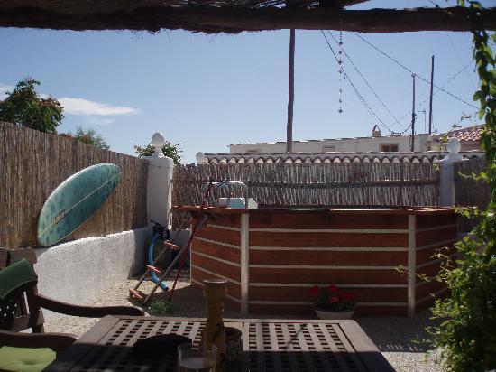 Cueva Pedro: Splash pool